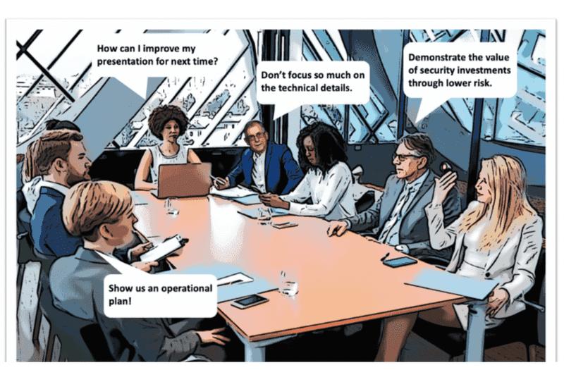 #5 - 5 Mistakes CISOs Make in Their Board Presentation